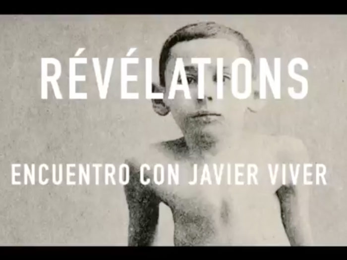 Live broadcast of REVELATIONS. Meeting with Javier Viver
