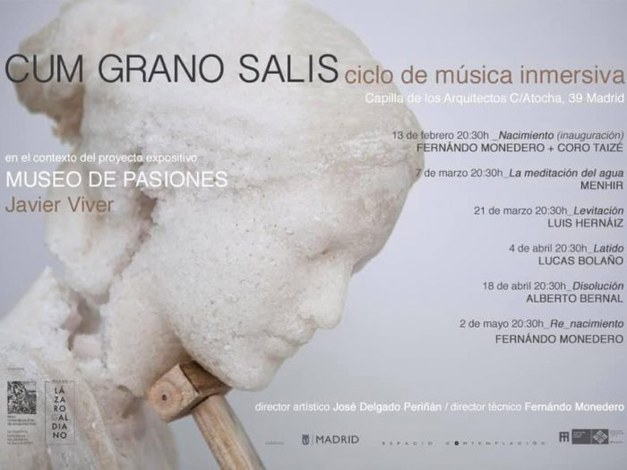 Cum Grano Salis. Season of immersive music