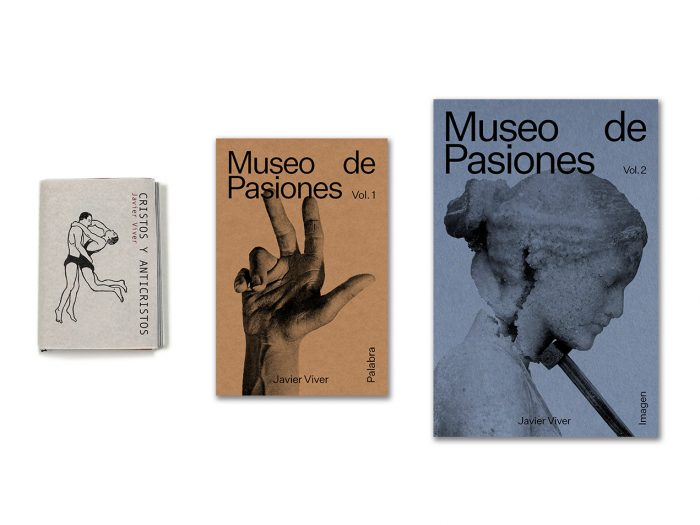 Javier Viver presents the Museum of Passions catalog and the photobook Cristos y Anticristos at the Lazaro Galdiano Museum
